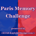Paris Memory Challenge HD icon