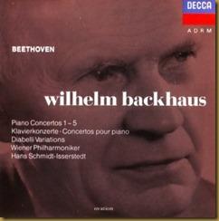 Beethoven concierto piano 2 Backhaus Schmidt-Isserstedt