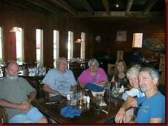 2013.05.27 Albq - Tom, Jim, Sandie, Dianne, Nancy, Dave