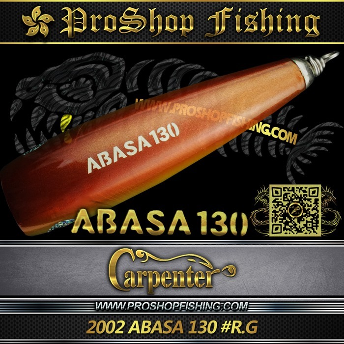 carpenter 2002 ABASA 130 #R.G.2