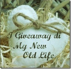 Primo giveaway My New Old Life