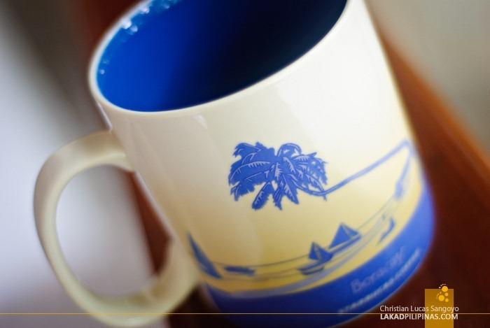 Boracay Starbucks Mug - Back