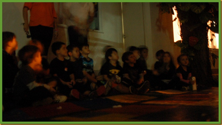 Infantil 5 manhã e tarde morcegos9