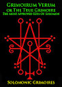 Grimoirum Verum Or The True Grimoire The Most Approved Keys Of Solomon