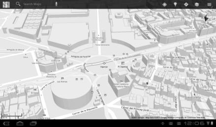 Google Haritalar'ın 10 Yılı