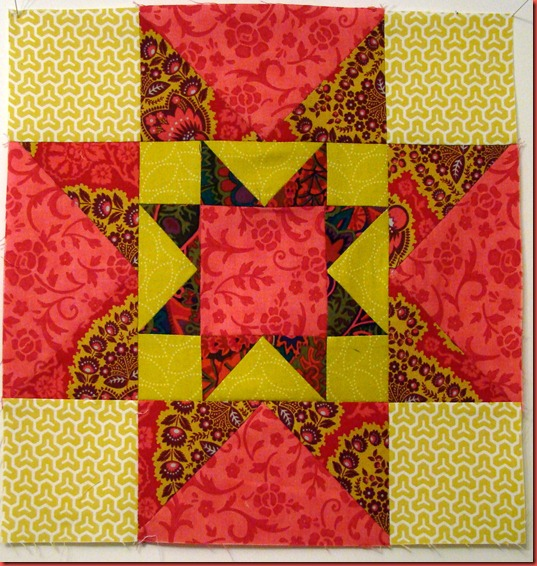 3x6 bee star block for lkhomework