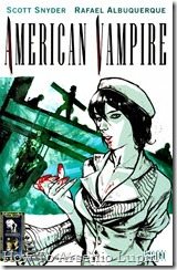 P00007 - American Vampire #7