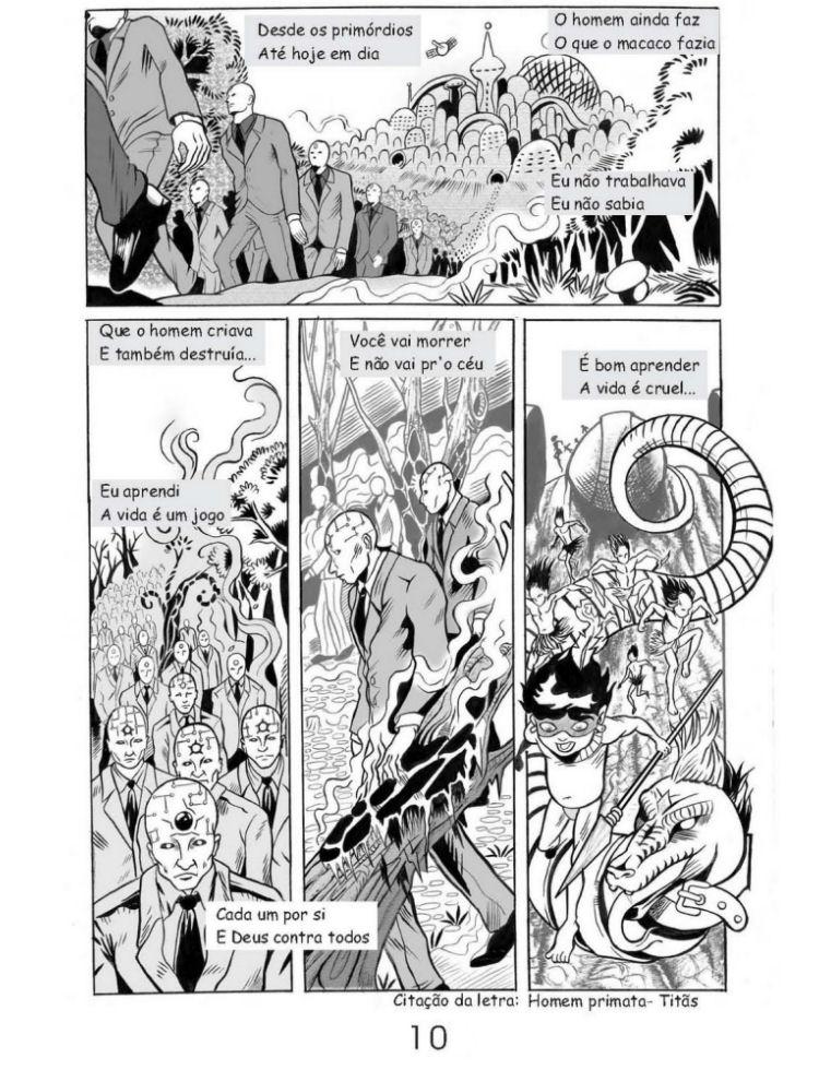 Mapinguari - Pagina 10