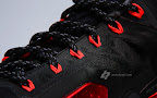nike lebron 11 gr black red 2 13 New Photos // Nike LeBron XI Miami Heat (616175 001)