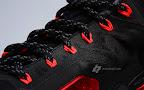 nike lebron 11 gr black red 2 13 New Photos // Nike LeBron XI Miami Heat (616175 001)