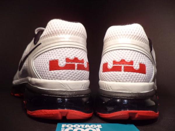 Four Pairs of Nike Air Trainer 13 Max Breathe 8220LeBron James8221 PE