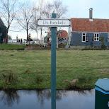 de kwakels in Zaandam, Noord Holland, Netherlands