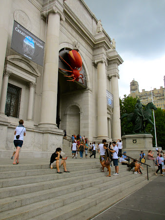 Museums of New York: Outside the ANMH