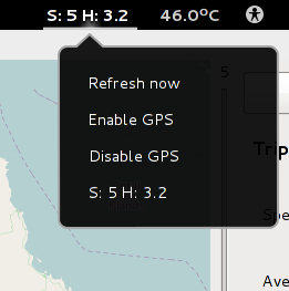 GPS Status Indicator in Gnome Shell