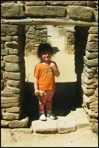 cindy aztec doorway