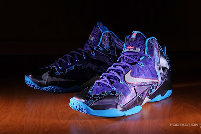 nike lebron 11 gr summit lake hornets 8 07 Release Reminder: LeBron 11 Hornets Buzz In Tomorrow