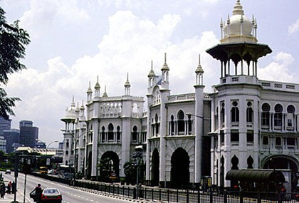 Kuala Lumpur Railway Station 002