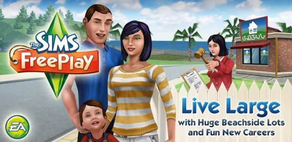 The Sims FreePlay ��� Android