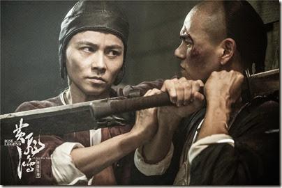 Eddie Peng in Rise of the Legend - 彭于晏 黃飛鴻之英雄有夢 16