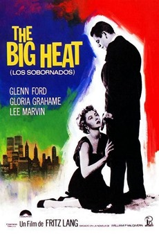 Poster The Big Heat