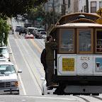 Le faaaameux Cable-car-attrape-touriste a 5 dollars le trajet de 1km que tu fais plus vite a pieds (enfin surtout en descente)