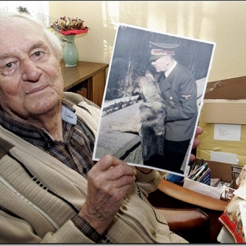 Morre, aos 96 anos, Rochus Misch, o guarda-costas de Adolf Hitler