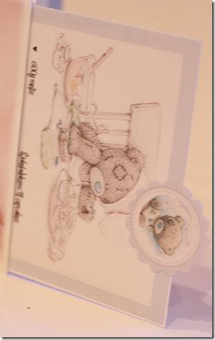 barnedåp takkekort diy bok tatty teddy IMG_3668