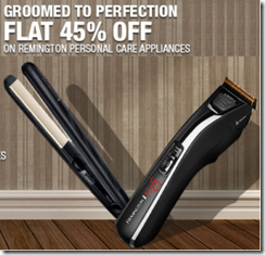 FLipkart: Buy Men Personal Care Appliances Flat 60% off from Rs.438
