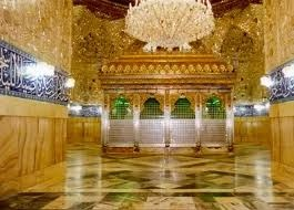 Mausolée de l'Imam Hussain
