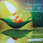 Greenpeace Mesaje