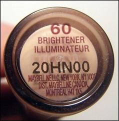 Maybelline Instant Age Rewind Brightener Concealer