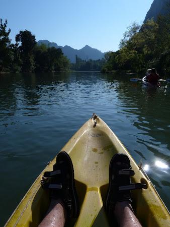 Imagini Laos: spre Vang Vieng