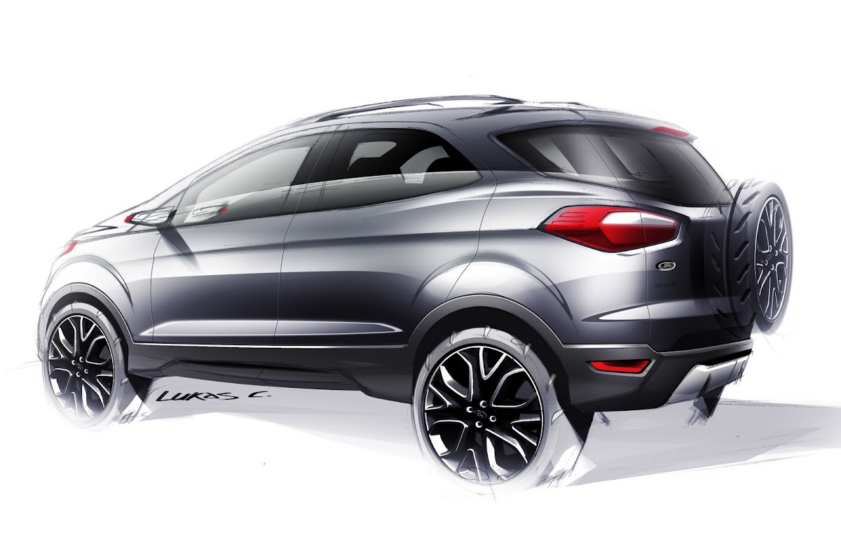2012 in new delhi ford ecosport 8