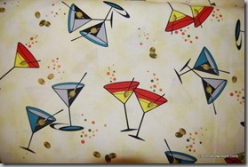 Background atomic cocktail