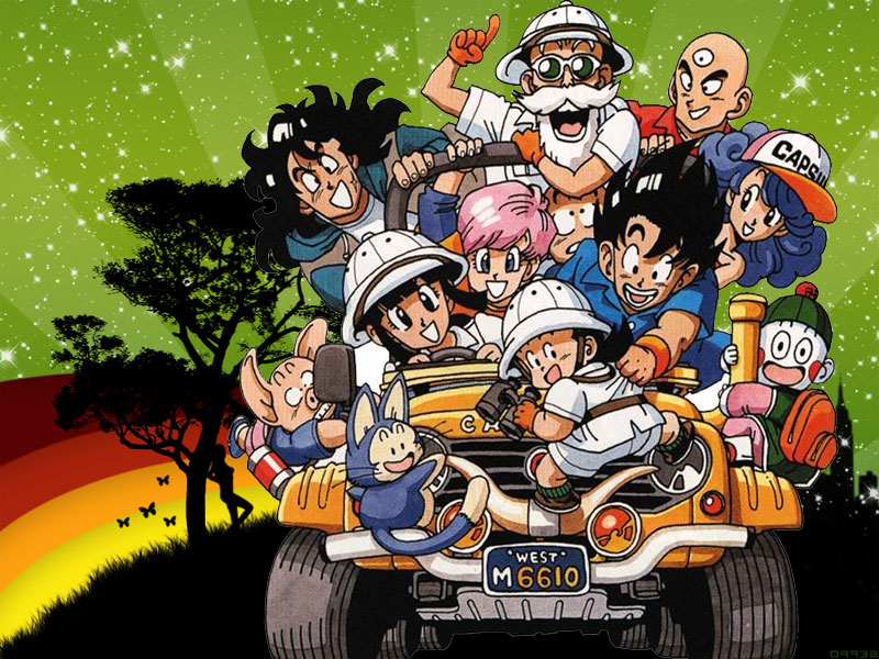 Cartoon Network Dragon Ball z Dragon Ball z Cartoon