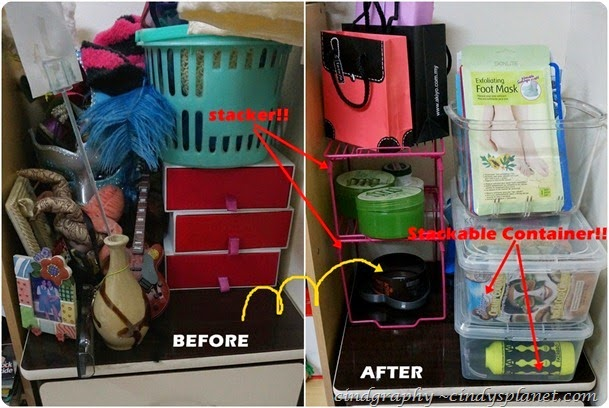 Organized makeup 5