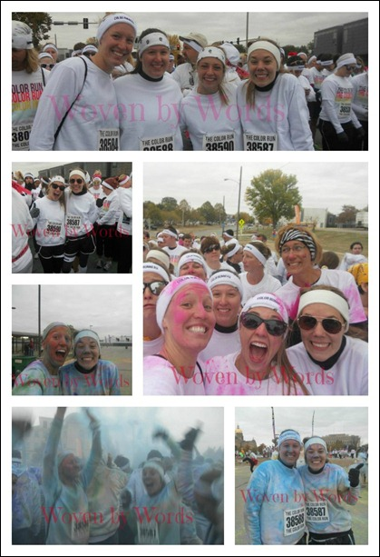 Color Run Collage 1