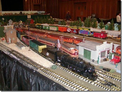 41 G-Gaugers Layout at TrainTime 2003 4