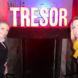 the Tresor basement entrance - its an old prison block in Berlin, Berlin, Germany