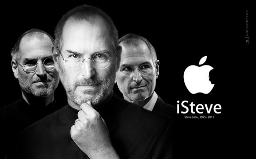 iSteve, Steve Jobs Theme For Windows 7
