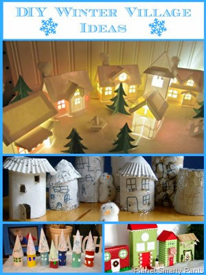 DIY-Winter-Village-Ideas