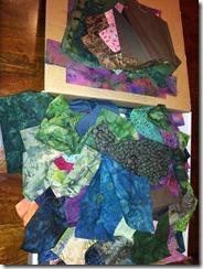 batik scraps