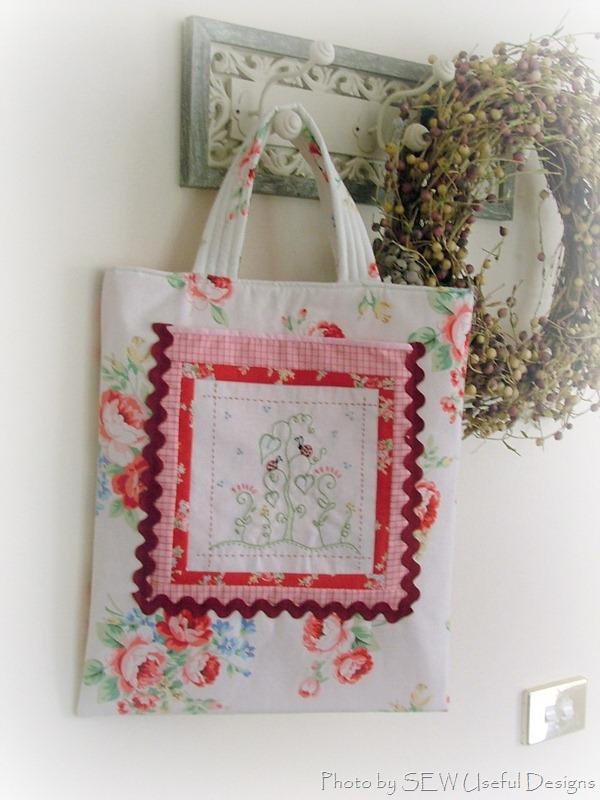 Ladybird bag 1