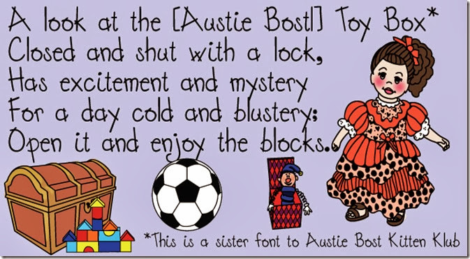 Austie-Bost-Toy-Chest-Font-Cover