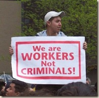 Workers Not Criminals