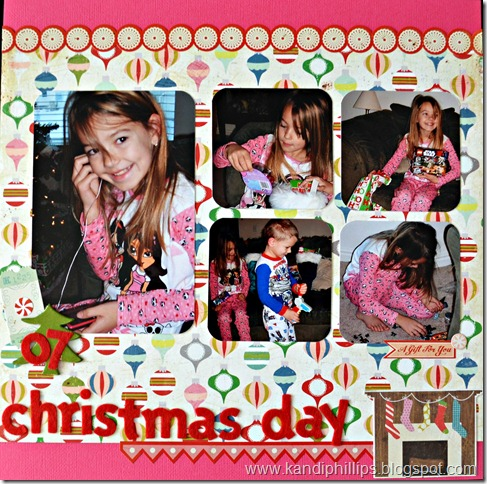 Christmas Day Gwynie
