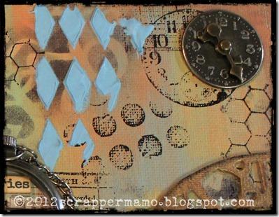 closeup molding paste 3 w frame