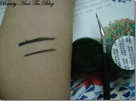 Buy In Coins Gel Eyeliner With Brush Review
