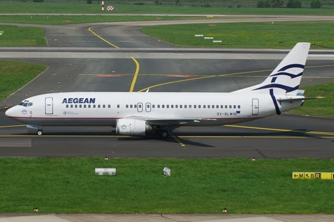 Διευκρινήσεις της Aegean για τα αεροπορικά εισιτήρια από 9 ευρώ