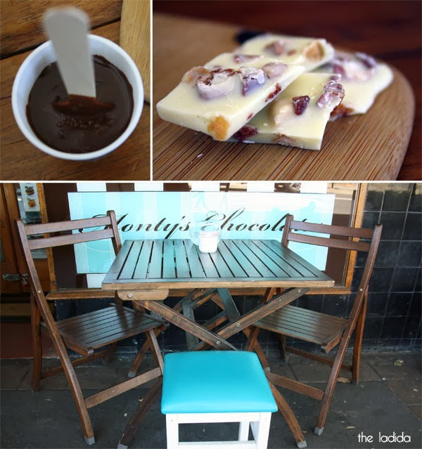 Queensland Famil - Shop In Style Tour - Brisbane - Monty's Chocolates (2)